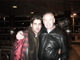 John Henley's website gallery: Colin Farrell and John Henley