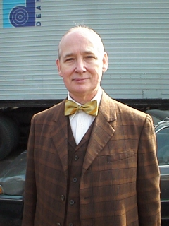 John Henley,Wardrobe: 1940's