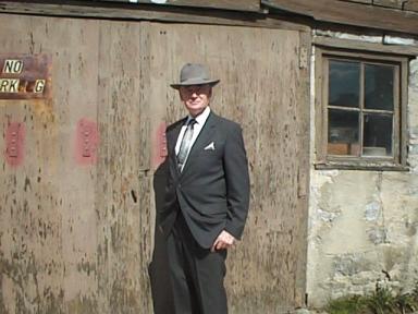 John Henley,Wardrobe:1950's