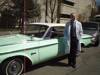 John Henley,Wardrobe:1960's Doctor