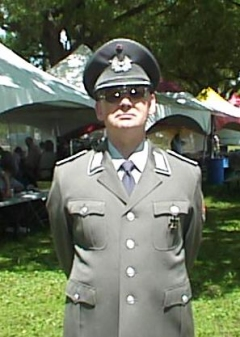 John Henley,Wardrobe: German General