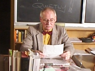 John Henley,Wardrobe: School teacher
