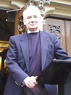 John Henley,Wardrobe: Church Vicar (Priest)
