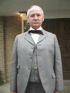 John Henley,Wardrobe: Victorian